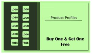 Editable punch card template 04