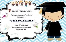 graduation invitation maker