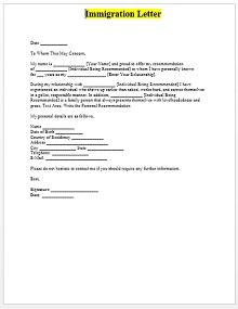 Immigration letter 02