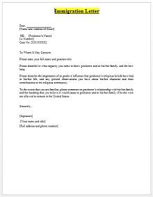 Immigration letter 04