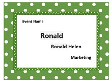 name tag template word