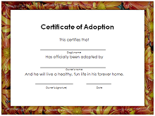 certificate templates word