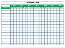 Employee attendance tracker 03