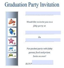punch bowl graduation invitations
