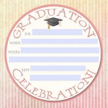 graduation invitation maker walmart