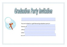 graduation announcement format