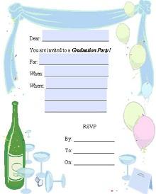 free graduation photo templates