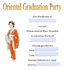 digital graduation announcements templates