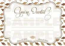 free graduation invitation templates for word