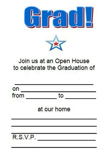 make your own graduation announcements free