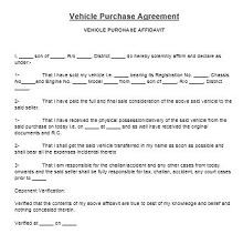 Vehicle purchase agreement 37