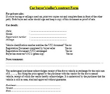 Vehicle purchase agreement 38