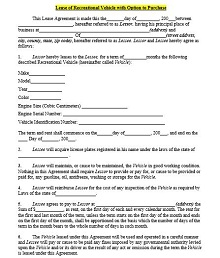 Vehicle purchase agreement 41