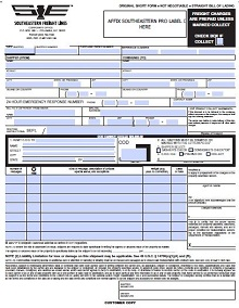Bill of lading template 19