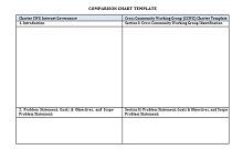 Comparison Chart Template 36