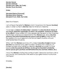 Immigration letter 18