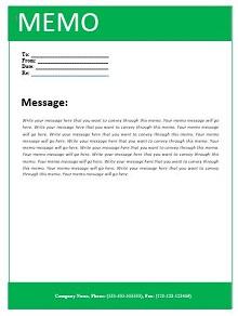 Memorandum of Understanding Template 12