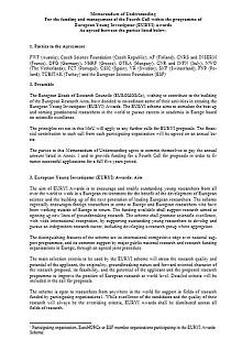 Memorandum of Understanding Template 25