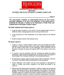 Memorandum of Understanding Template 37