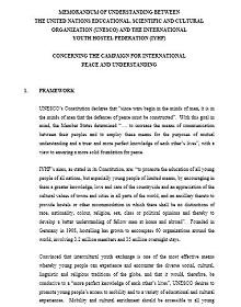 Memorandum of Understanding Template 38