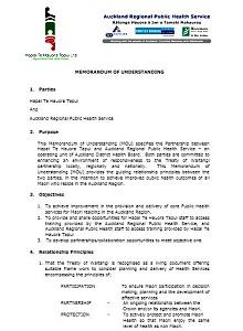 Memorandum of Understanding Template 40