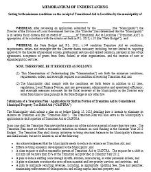 Memorandum of Understanding Template 51