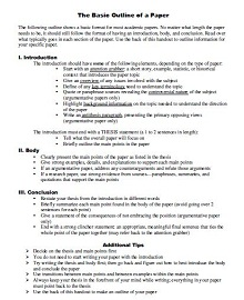 mla format essay samples