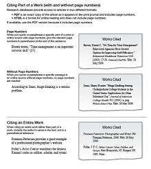 Mla format template 25