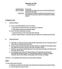 free mla format template