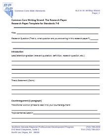 Mla format template 40