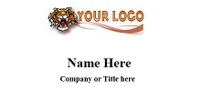 Name tag template 12