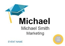 Name tag template 29