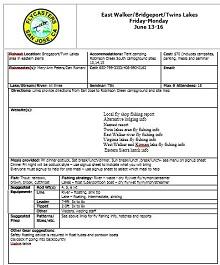 Potluck sign up sheet 34