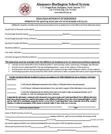 proof of residency letter for dmv