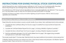 Stock certificate template 39