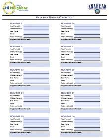 Address Book Template 13