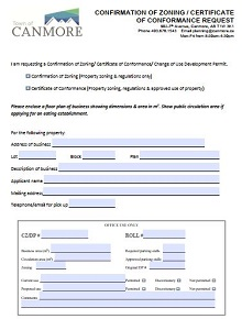 certificate of compliance manufacturing