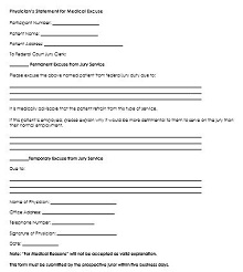 Doctors note template 32