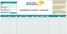 Inventory list template 24