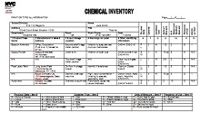 Inventory list template 30