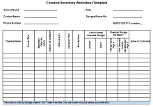 Inventory list template 32