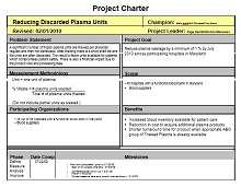 Project Charter Template 25