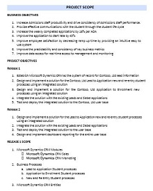 Project Charter Template 36