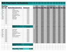Bill Pay Checklist 38