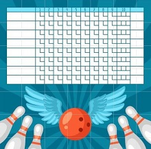 bowling league score tracker