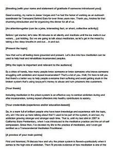 informative speech outline template pdf