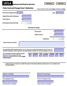 petty cash form pdf