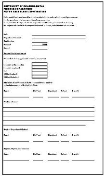 cash journal template