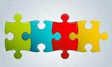 Puzzle Piece Template 18