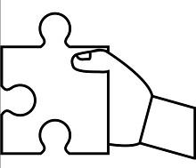 puzzle template pdf